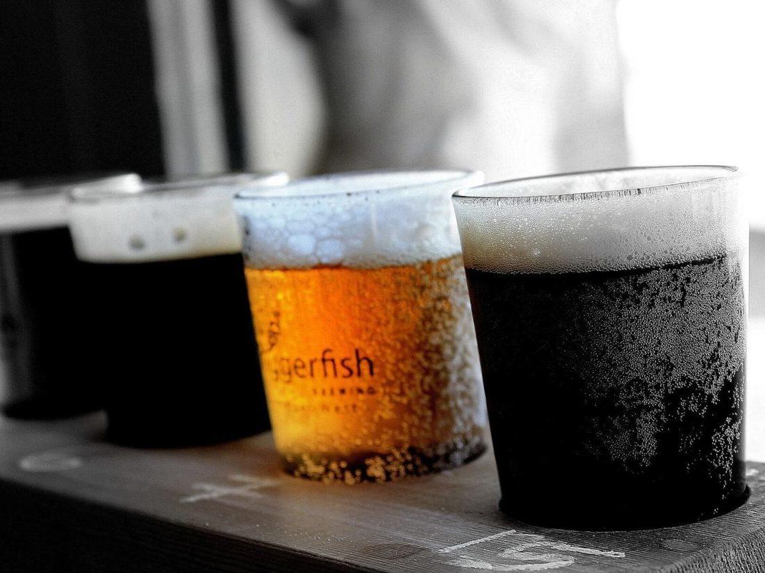 ビール アルコール飲料