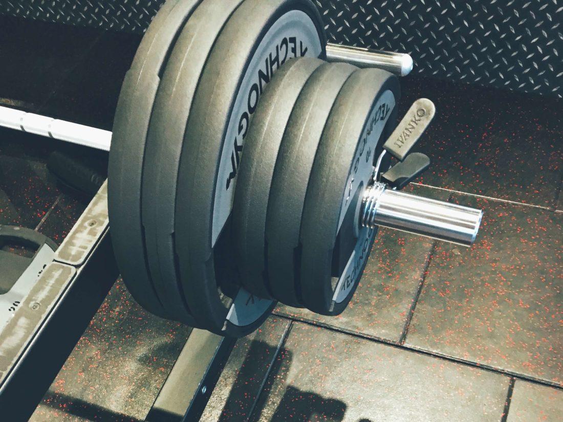 バーベル200kg